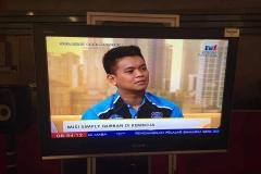Wawancara di Selamat pagi malaysia RTM membincangkan tentang qurban